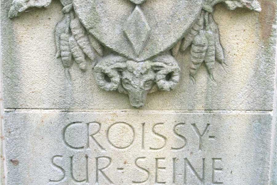 Pont de Croissy à Altenglan