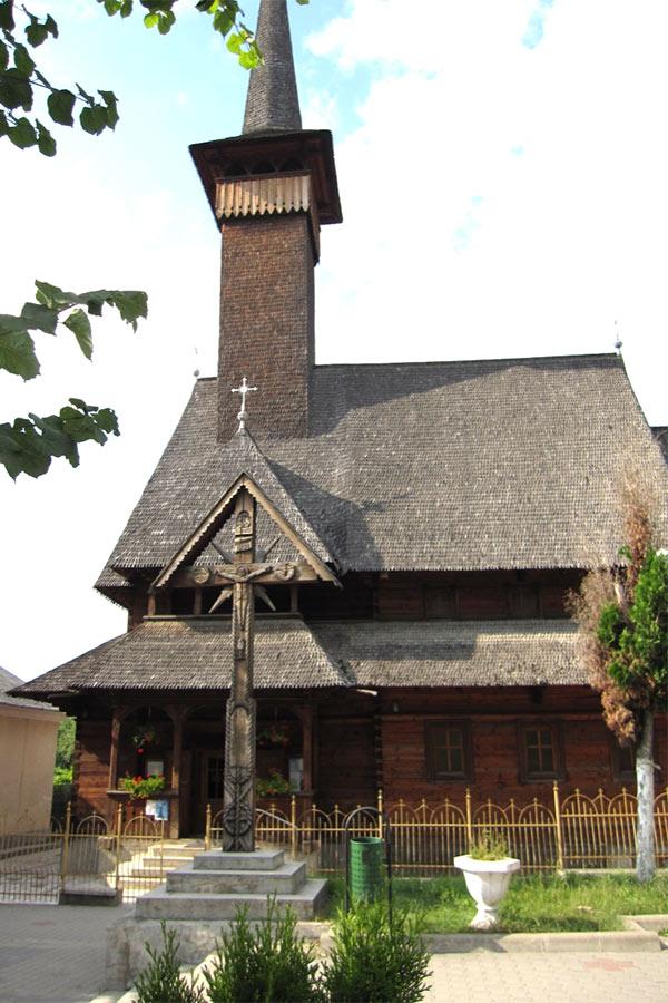 Viseu de Sus Maramures. Roumanie