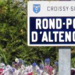 réception de la délégation d'Altenglan à Croissy