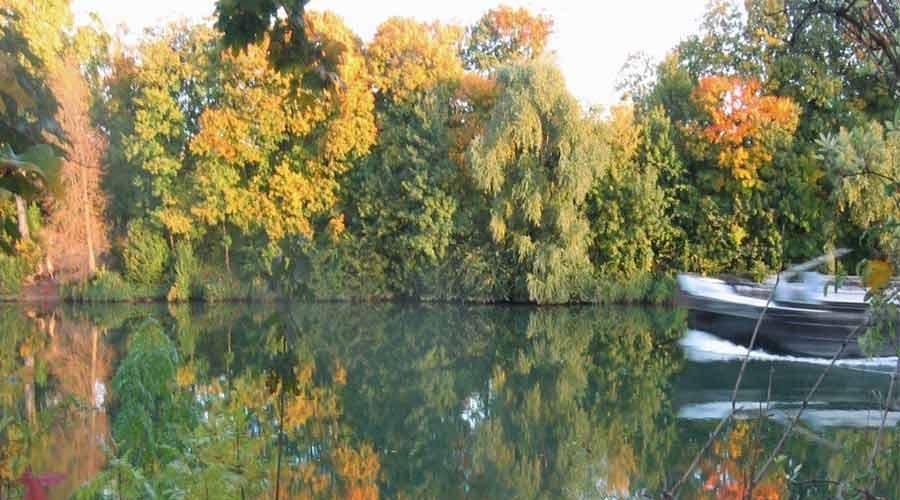 Bords de Seine à Croissy sur Seine