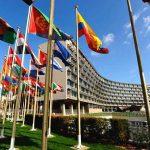 Visite à l'Ambassade de Roumanie et au Palais de l'Unesco