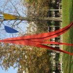 Walk & Talk. Jardin des Tuileries. FIAC hors les murs
