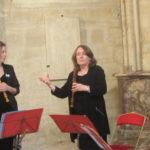 Concert de Noel Chapelle Saint Leonard 6 Décembre